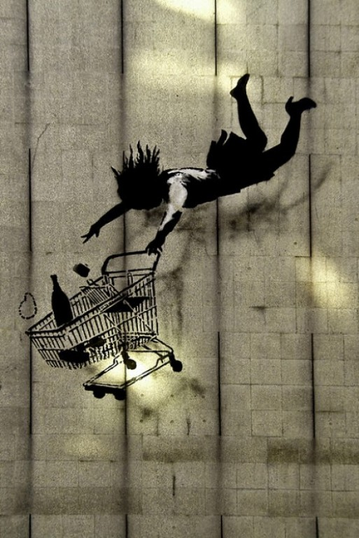 Banksy London consumer cricics